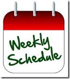 weeklyschedule